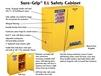 SURE-GRIP® EX SAFETY CABINET