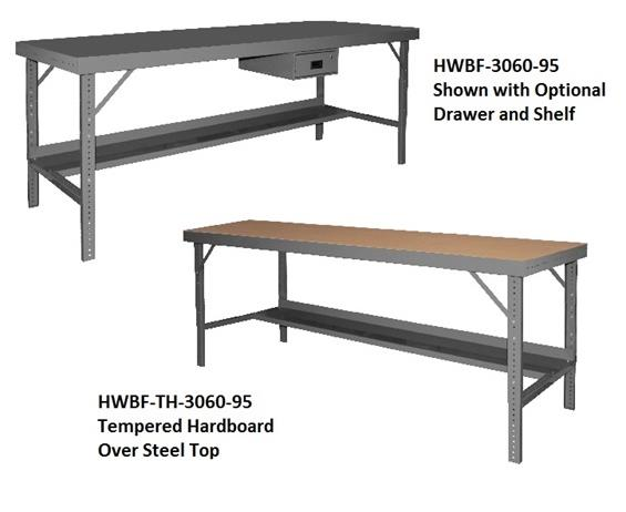 ERGONOMIC WORKBENCHES