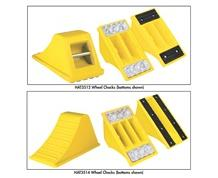 ALL TERRAIN URETHANE WHEEL CHOCKS