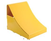FORMED STEEL CHOCK