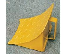 ALL WELDED STEEL CHOCK