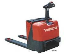 HEAVY DUTY DELUXE POWERED PALLET TRUCK